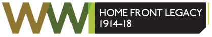 Home Front Legacy 1914-18