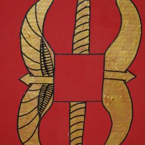 Make your own Roman shield