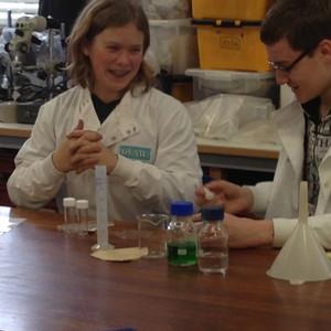 <div class='photo-title'></div><div class='photo-desc'>Getting science-y!!</div>