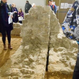 <div class='photo-title'></div><div class='photo-desc'>Exploring the Roman walls beyond the underground car park</div>