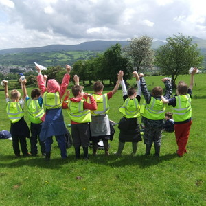 <div class='photo-title'>Brecon Beacons YAC</div><div class='photo-desc'>Foraging on a visit to Pen-y-Crug Iron Age hillfort near Brecon</div>