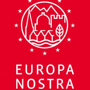 <div class='photo-title'>Europa Nostra</div><div class='photo-desc'>The logo of the Europa Nostra Awards</div>