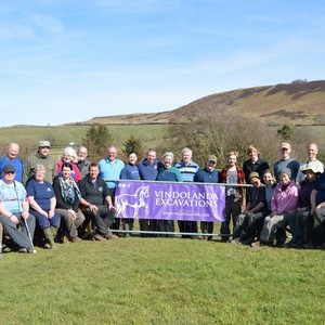 Tales from the trench: Vindolanda