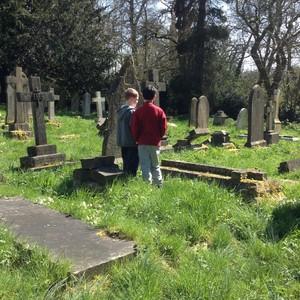 Exploring Southampton Old Cemetery