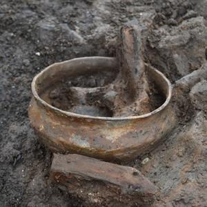 Must Farm Bronze Age site - Update, Apr 2016