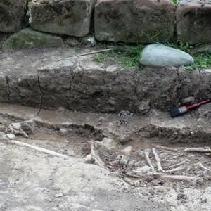 Skeleton find