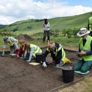 <div class='photo-title'>Peak District YAC</div><div class='photo-desc'>Digging on the site of a Tudor farmstead</div>