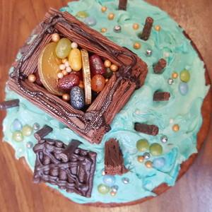 <div class='photo-title'>Beccy Austin (12+)</div><div class='photo-desc'>Pieces of cake (said in a pirate voice!)</div>