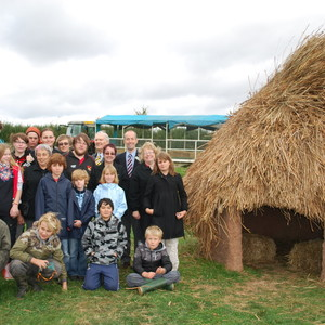 <div class='photo-title'>Newark and District YAC</div><div class='photo-desc'>YAC members have built roundhouses before! This award-winning roundhouse was made by members from the Newark and District YAC</div>