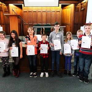 Dunfermline YAC's Heritage Heroes