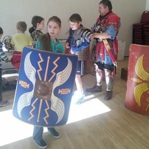 <div class='photo-title'>Trying out a Roman shield for size</div><div class='photo-desc'></div>