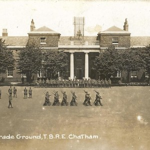 <div class='photo-title'>Chatham Parade Ground</div><div class='photo-desc'>© C. Kolonko </div>