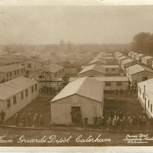 <div class='photo-title'>Caterham 'Tin Town' Guards Depot</div><div class='photo-desc'>© C. Kolonko </div>