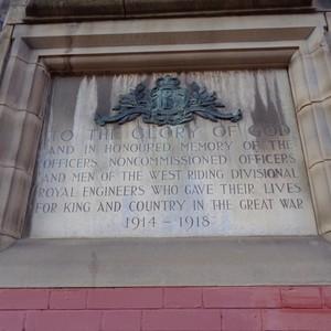 <div class='photo-title'>Detail of the Somme Barracks, Sheffield</div><div class='photo-desc'> © C. Kolonko</div>