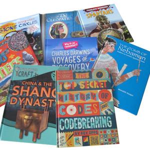 <div class='photo-title'>Brilliant books giveaway</div><div class='photo-desc'>Eight amazing non-fiction books could be yours!</div>