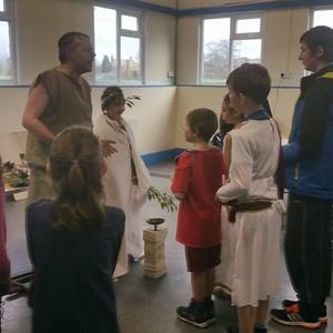 <div class='photo-title'>'Discover History' talk to us about the Romans</div><div class='photo-desc'></div>