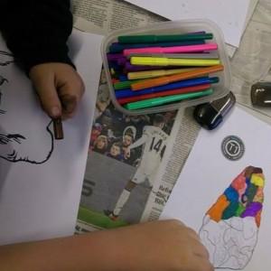 <div class='photo-title'>Creating our Palaeolithic art</div><div class='photo-desc'></div>