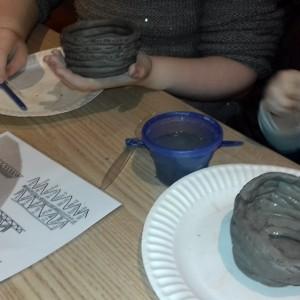 <div class='photo-title'>The pots were built up with coils of clay</div><div class='photo-desc'></div>