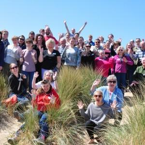 Beside the seaside: Our YAC Leaders' Weekend