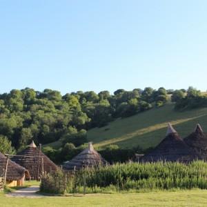<div class='photo-title'>Beautiful blue skies at Butser Ancient Farm</div><div class='photo-desc'></div>