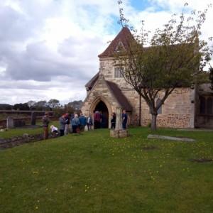 Pontefract YAC: Church detectives