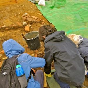 Colchester YAC dig a Roman villa