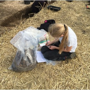 <div class='photo-title'>Recording samples at Elmswell Farm</div><div class='photo-desc'></div>