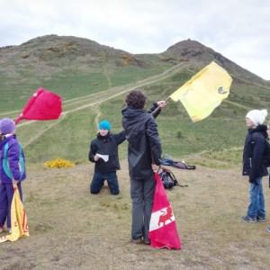 <div class='photo-title'>Semaphore signals from an Iron Age hillfort</div><div class='photo-desc'></div>