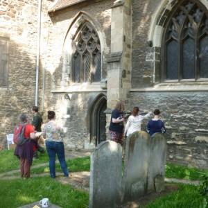 <div class='photo-title'>Exploring and recording the church</div><div class='photo-desc'></div>