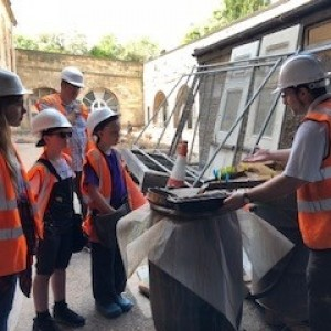 <div class='photo-title'>Dig It! Competition Nottingham Castle August 2018</div><div class='photo-desc'>Winners from this year's Dig It! Competition at Nottingham Castle, who spent a day working alongside a team from Trent & Peak Archaeology on their We Dig the Castle project on Monday 6th August. </div>