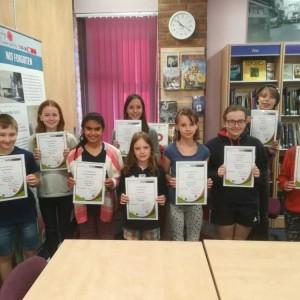 Bexley YAC Publish their Research on WW1