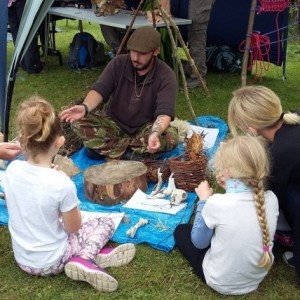 The Festival of Archaeology in England's Midlands