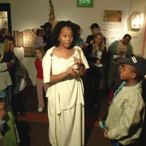 Ask an Archaeologist Day!